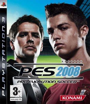[PS3]Pro Evolution Soccer 2008 [EUR/ENG]