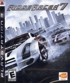 [PS3]Ridge Racer 7 [USA/ENG]