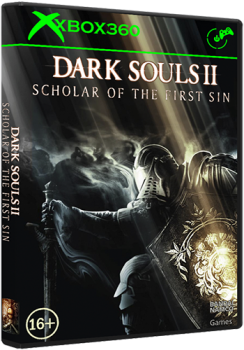 [XBOX360][FULL/JTAG] Dark Souls II: Scholar of the First Sin [GOD/RUS]