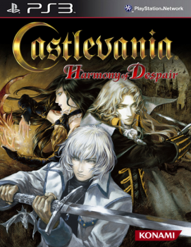 [PS3] Castlevania: Harmony of Despair + DLC [EUR/ENG]
