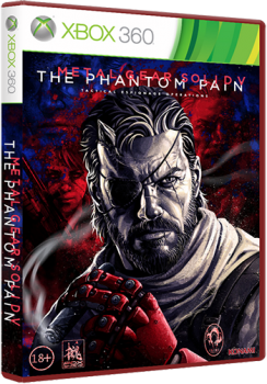 [XBOX360]Metal Gear Solid V: The Phantom Pain (2015) XBOX360