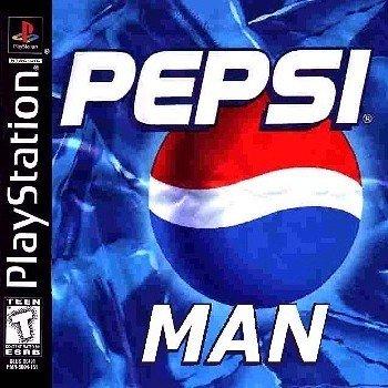 [PS] Pepsi man [1999, Action]