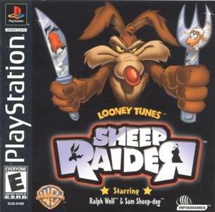 [PS] Sheep Raider [2001, Аркада]