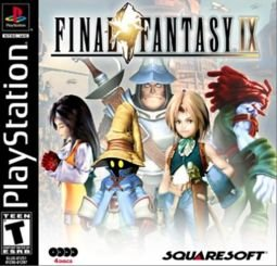 [PS] Final Fantasy 9 [RUS] [2000, jRPG]