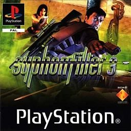 [PS] Syphon Filter 3 [2001, action / shooter]