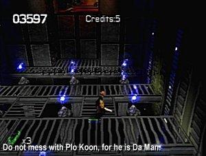 [PS] Star Wars Jedi Power Battles (2001)
