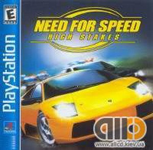 [PS] Need For Speed:High Stakes (1999) [Релиз от R.G.Consol]