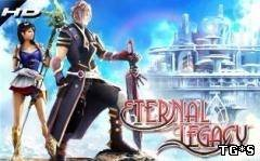 [Android] Eternal Legacy HD / 2010 / jRPG / apk+кэш / ENG