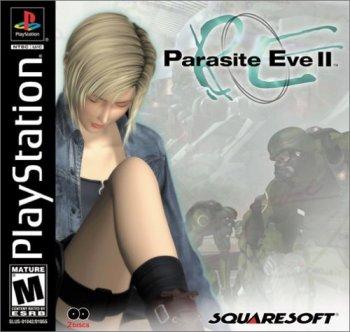 [PS] Parasite Eve II (2) [1999-2000/RGR Studio][RUS]