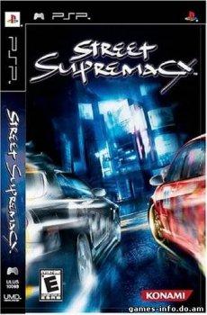 [PSP] Street Supremacy