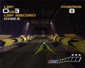 [PS] Wipeout [1995, Eng, Racing]