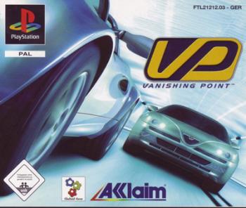 [PS] Vanishing Point [2000, Rus, Racing]