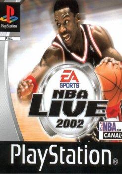 [PS] NBA Live 2002 [2001, ENG, Спортивный симулятор]