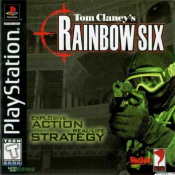 [PS] Rainbow Six (RUS) [1999-2001, 1st person\tactical shooter]