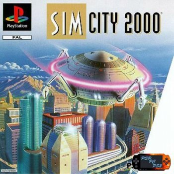 [PS] SimCity 2000 (RUS) [1993, Strategy]