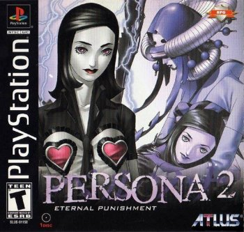 [PS] Persona 2: Eternal Punishment [2000, RUS, jrpg]