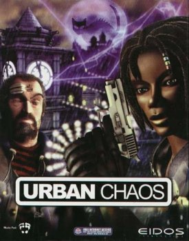 [PS] Хаос в Городе / Urban Chaos [1999, 3D, 3d Person, Action, Shooter, Fighting]
