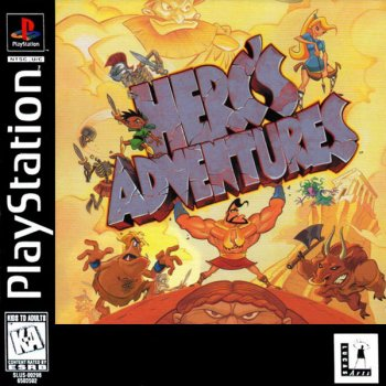 [PS] Herc's Adventures [1997, action / adventure]