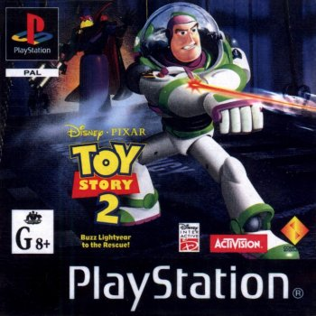 [PSone] Disney's Toy Story 2 - Buzz Lightyear to the Rescue [1999, Adventure]