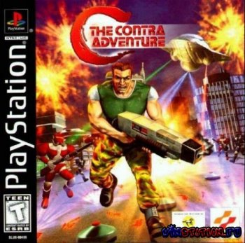 [PS] C: The Contra Adventure [1998, Action / Shooter]