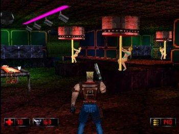[PS] Duke Nukem: Time To Kill & Duke Nukem: Land Of The Babes [1997, Action]