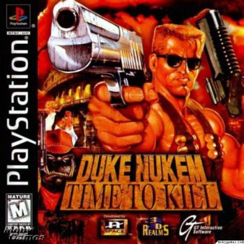 [PS] Duke Nukem: Time To Kill & Duke Nukem: Land Of The Babes [1997, Action]