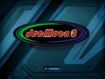 [PS] Jet Moto 3 [1999, Racing]
