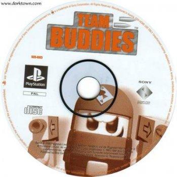 Team Buddies [2000, Тактическая аркадная RTS]