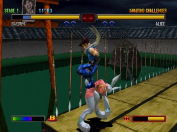[PS] Bloody Roar 2 : Bringer of the New Age [1999, Fighting]