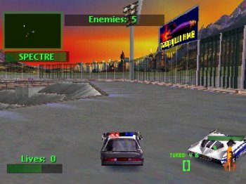 [PS] Twisted Metal 2 [1996, Action / Racing]