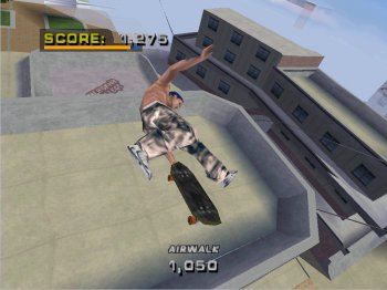 [PS] Tony Hawk`s Pro Skater 4 (2002)