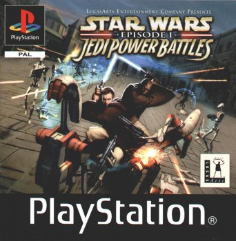[PS] Star Wars Jedi Power Battles (2001)