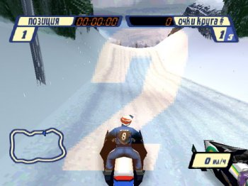 [PS] Sled Storm (1999)