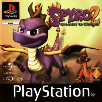 [PS] SPYRO 2 (1999)