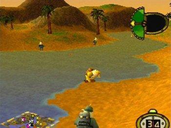 [PS] Hogs Of War (2000)