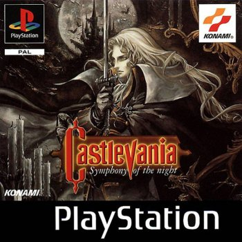 [PS] Castlevania Symphony Of The Night (1997) [PAL / RUS]