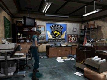 [PS] Resident Evil 3:Nemesis (русская версия) (1999)