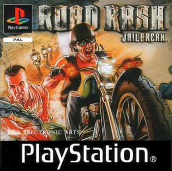 [PS] Road Rash: Jailbreak (1999)