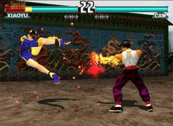 [PS and PC] Tekken 3 (с музыкой в игре и видео) + эмулятор PsX 1.13 (1998)