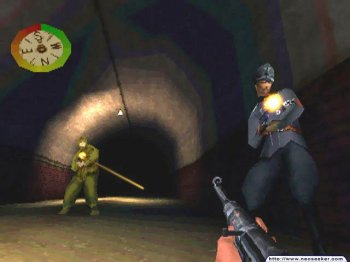 [PS] Medal of Honor Underground (2000)