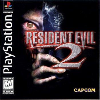 [PS] Resident Evil 2 (1998)