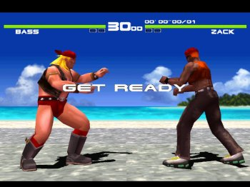 [PS] Dead or Alive (1998) [Релиз от R.G.Consol]