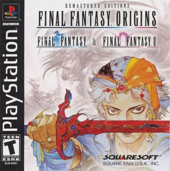 [PS] Final Fantasy Origins (2003)