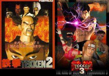 [PS] Tekken 2,3 (1996-97) [Релиз от R.G.Consol]