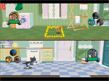 [PS] Tom & Jerry House Trap (2000)