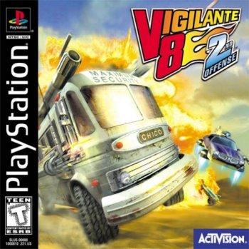 [PS] Vigilante 8: Second Offense (1999)