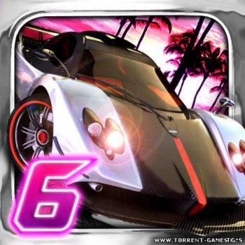 [Android] Asphalt 6 Adrenaline HD v3.x.x [Гонки, WVGA, Multi] (2011)