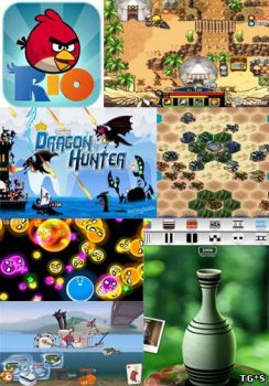 17 игр для Android / 17 games for Android [2010-2011, RUS, ENG]