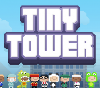 [Android] Tiny Tower 1.3.3 Симулятор, ENG