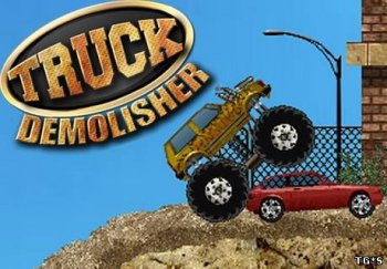 [Android] Truck Demolisher 1.0.0 Гонки, ENG (2011)